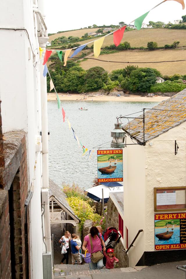 The Ferry Inn at Salcombe